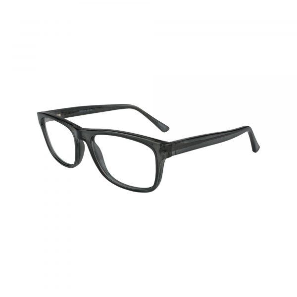 64 Gunmetal Glasses - Side View