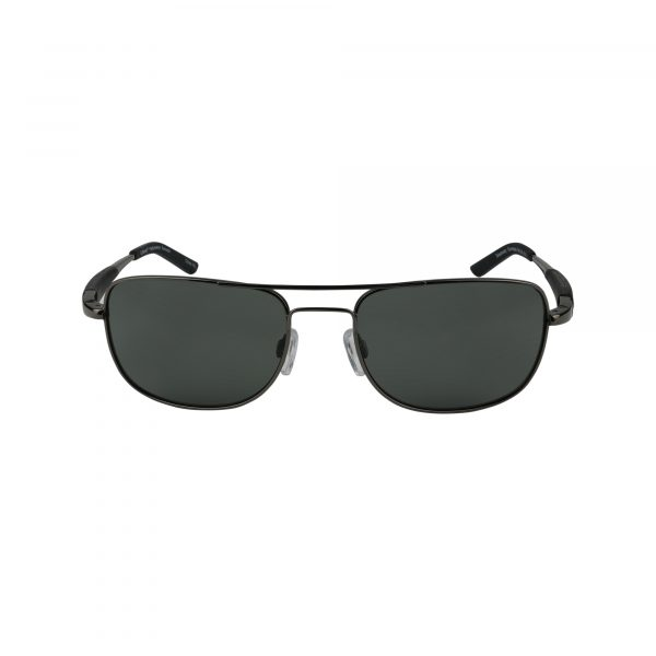 Takeaway Gunmetal Glasses - Front View