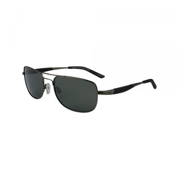 Takeaway Gunmetal Glasses - Side View