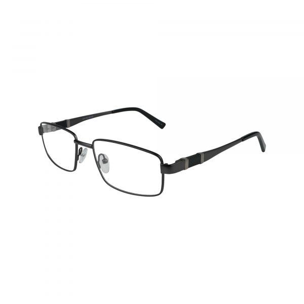 L855 Gunmetal Glasses - Side View