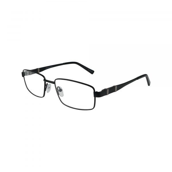 L855 Black Glasses - Side View