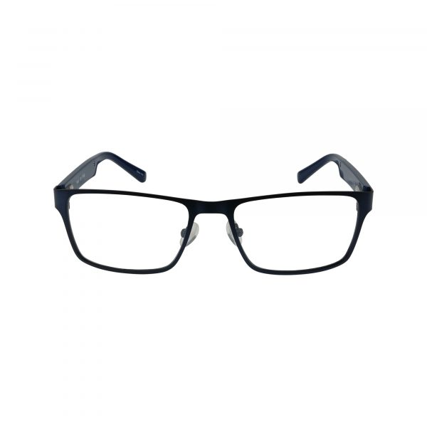 823 Blue Glasses - Front View