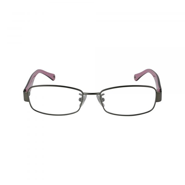 5001 Silver Glasses - Front View