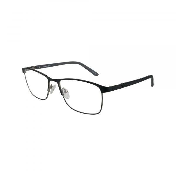 L851 Black Glasses - Side View