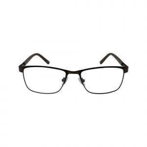 L851 Brown Glasses - Front View