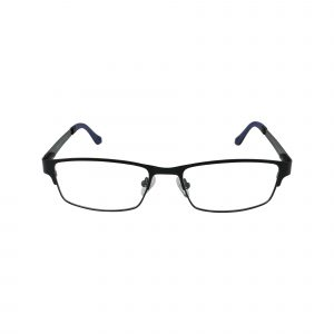 GR20 Black Glasses - Front View