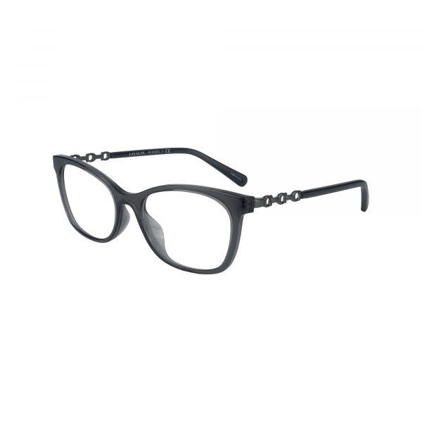6127U Gunmetal Glasses - Side View