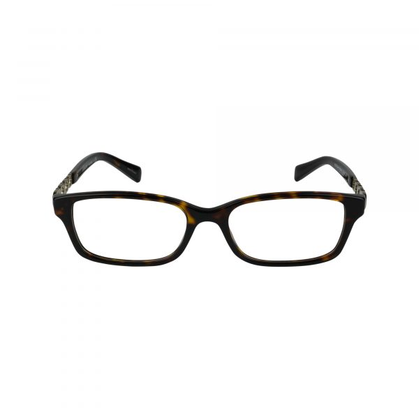 6148 Tortoise Glasses - Front View