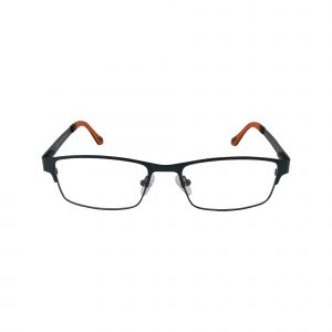 GR20 Gunmetal Glasses - Front View