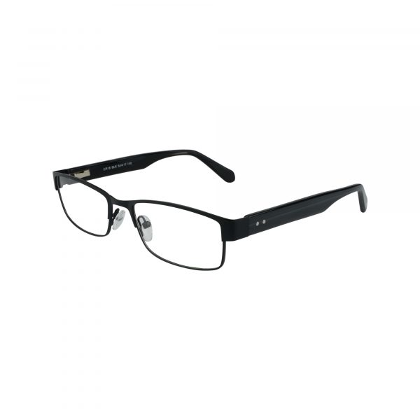 GR18 Black Glasses - Side View