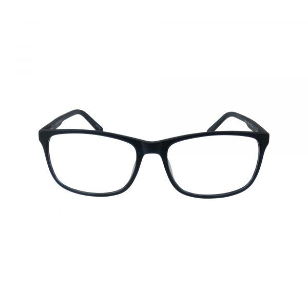 475 Blue Glasses - Front View