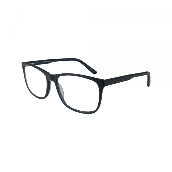 475 Blue Glasses - Side View