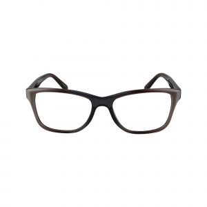 6129 Brown Glasses - Front View