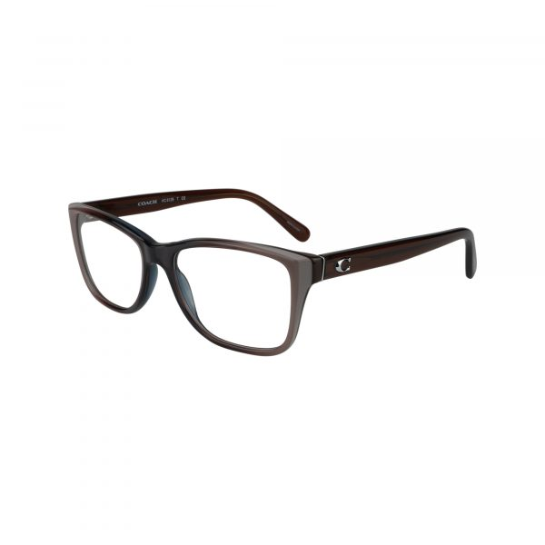 6129 Brown Glasses - Side View