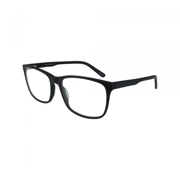 475 Black Glasses - Side View