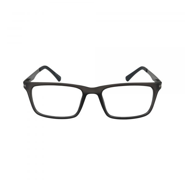 450 Gunmetal Glasses - Front View