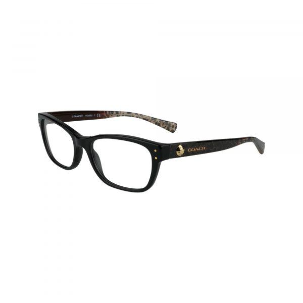 6082 Black Glasses - Side View
