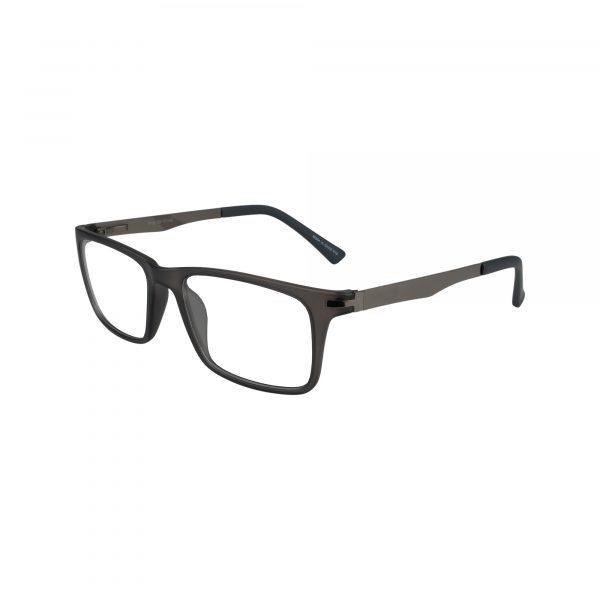 450 Gunmetal Glasses - Side View