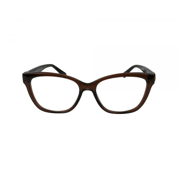 6120 Brown Glasses - Front View