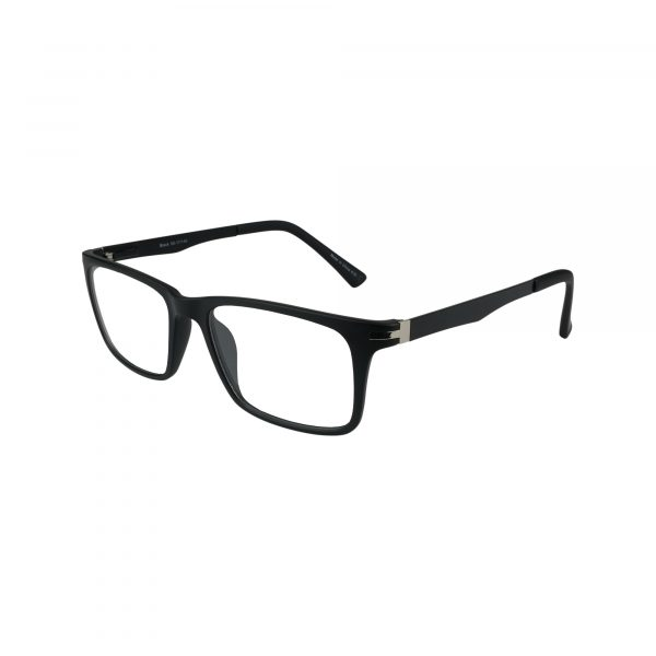 450 Black Glasses - Side View
