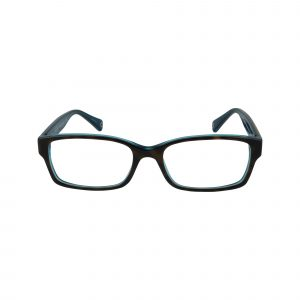 6040 Tortoise Glasses - Front View