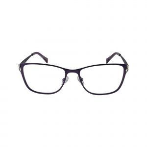 Tora Purple Glasses - Front View