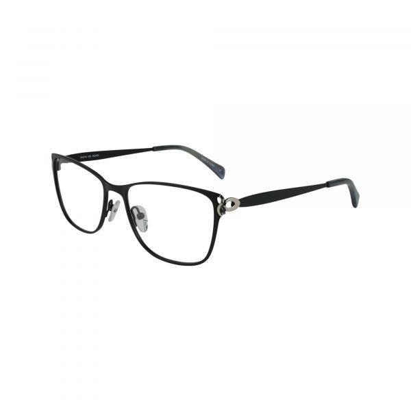 Tora Black Glasses - Side View