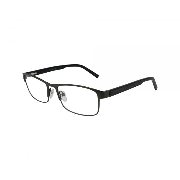 653 Gunmetal Glasses - Side View