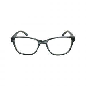Petites Trevella Green Glasses - Front View