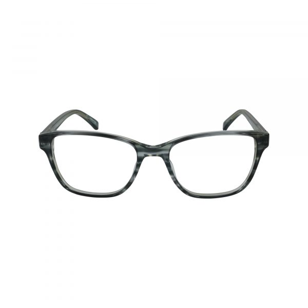 Petites Trevella Green Glasses - Front View