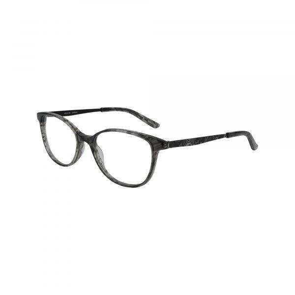 Petites Shalimar Gunmetal Glasses - Side View
