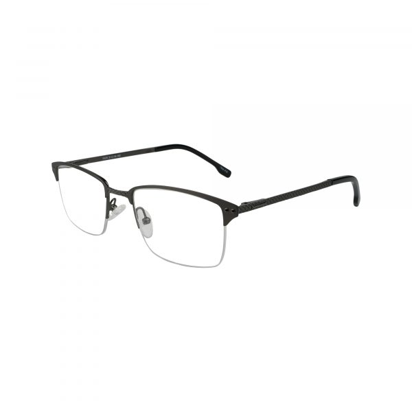 658 Gunmetal Glasses - Side View
