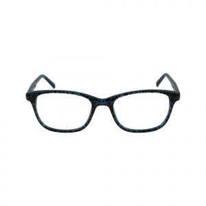 Petites Ocotillo Blue Glasses - Front View