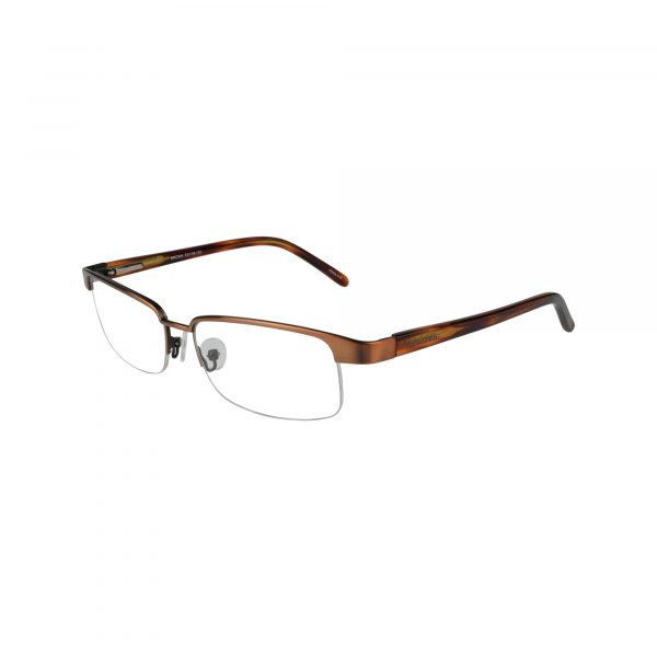 553 Brown Glasses - Side View