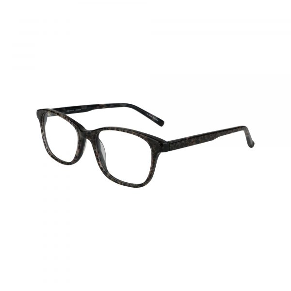 Petites Ocotillo Brown Glasses - Side View