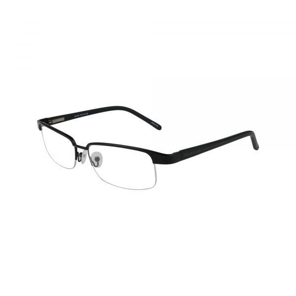 553 Black Glasses - Side View