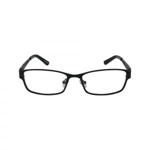 Sonya Black Glasses - Front View