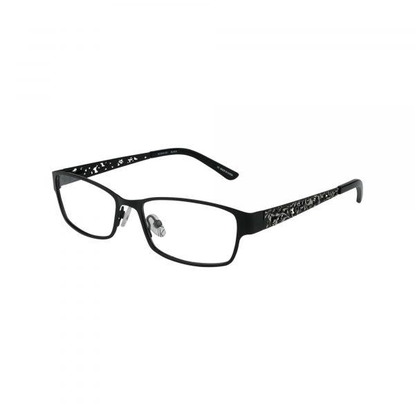 Sonya Black Glasses - Side View