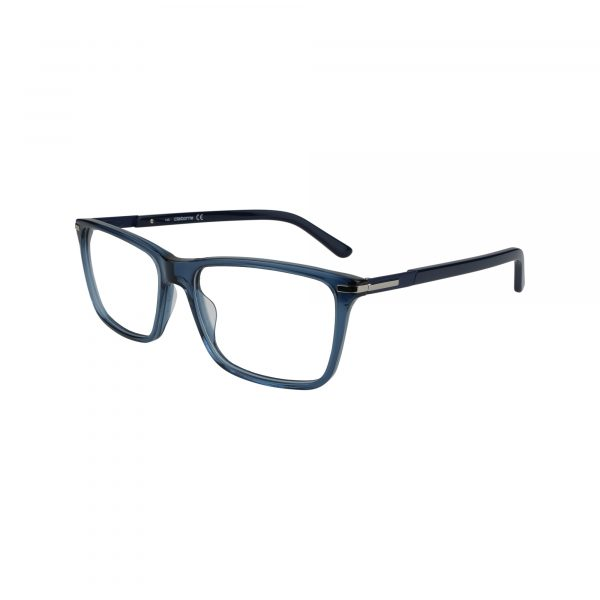 318 Blue Glasses - Side View