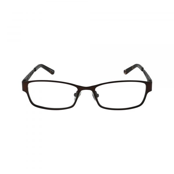 Sonya Brown Glasses - Front View