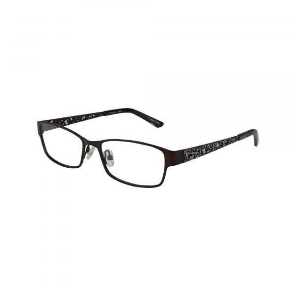 Sonya Brown Glasses - Side View