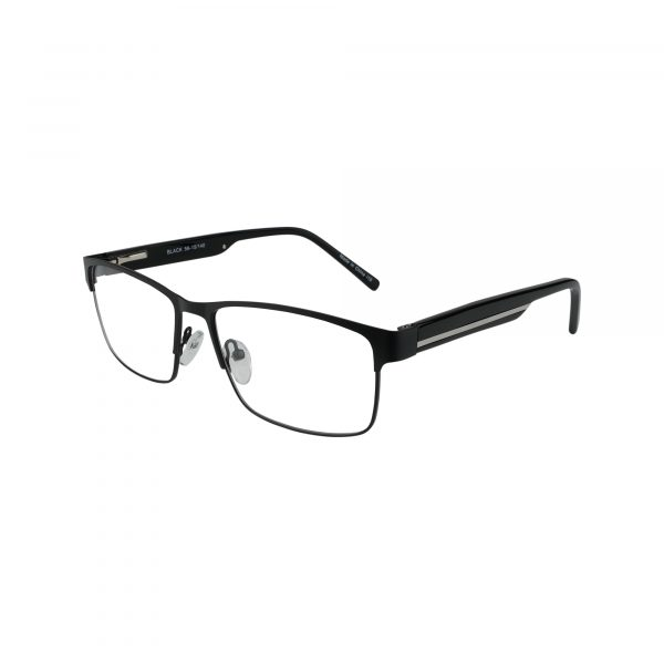 L846 Black Glasses - Side View