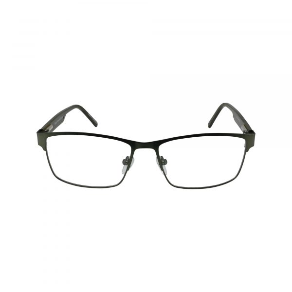 L846 Green Glasses - Front View