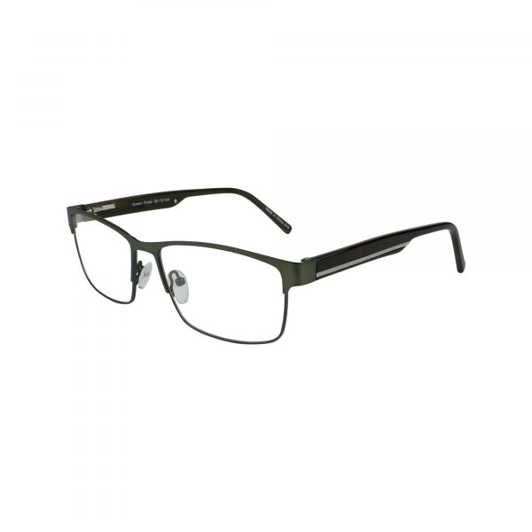L846 Green Glasses - Side View