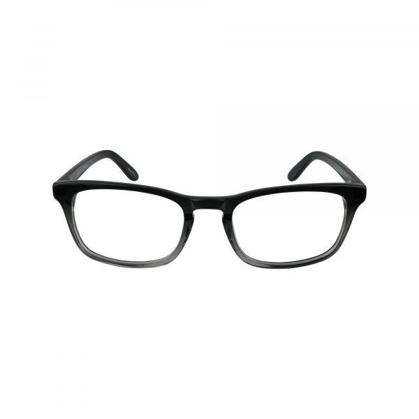 443 Gunmetal Glasses - Front View