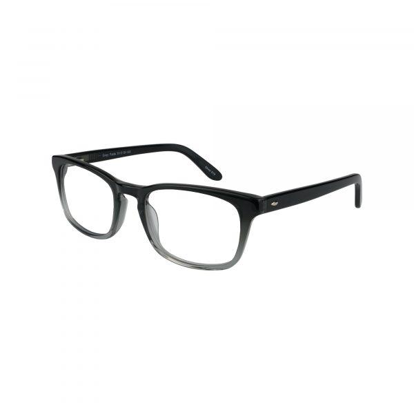 443 Gunmetal Glasses - Side View