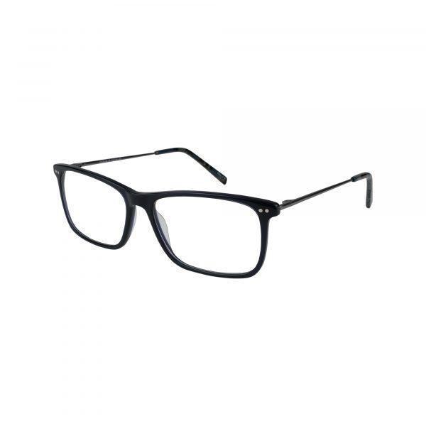 L477 Blue Glasses - Side View