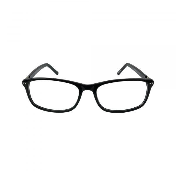 Studio S375 Black Glasses - Front View