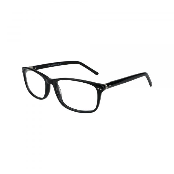 Studio S375 Black Glasses - Side View