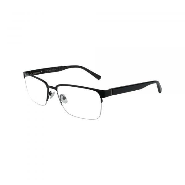 H165 Black Glasses - Side View
